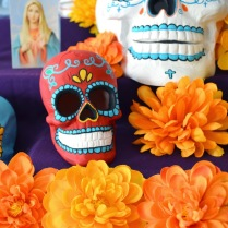 Day of the Dead Sugar Skull Heads 15